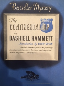 The Continental Op, published by Lawrence E. Spivack, 1945