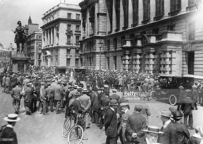 London WW1